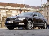 Škoda Superb V6