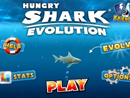 Hunger Shark Evolution