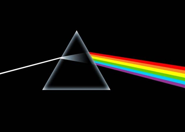 Pink Floyd: The Dark Side Of The Moon (obal alba)