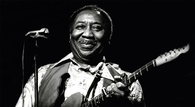 Jeden z nejslavn�j�ích bluesman� Muddy Waters