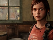 Ellie v The Last of Us