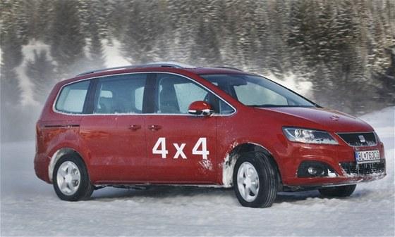 Test Pro Seat Alhambra 4x4 Proto Automodul
