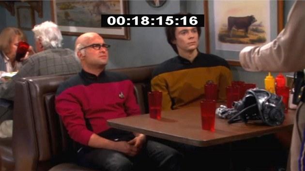 Věda v Big Bang Theory  přestávka na reklamu a atomové narozeniny ... 35e298cff1
