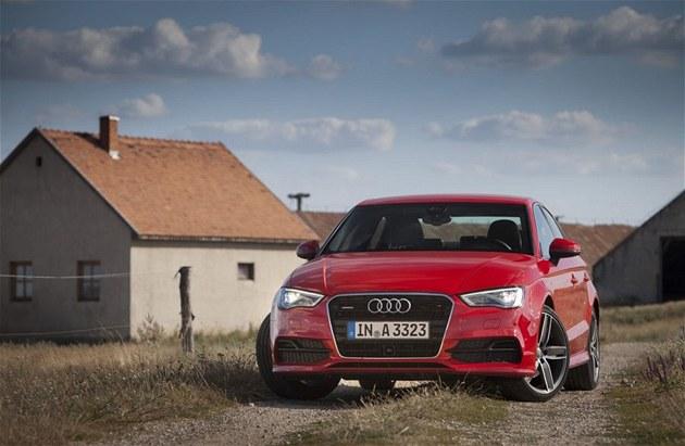 Fotogalerie Audi A3 Sedan
