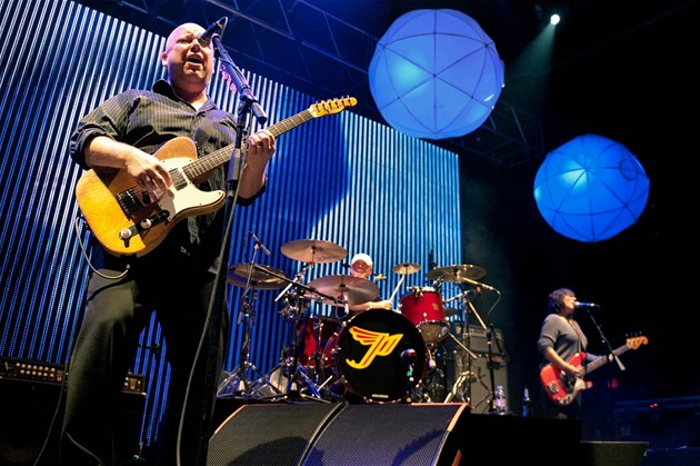 The Pixies v roce 2008