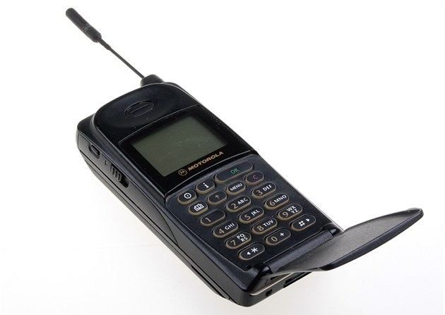 Motorola International 8700