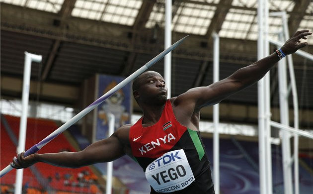 Ke�an Julius Yego