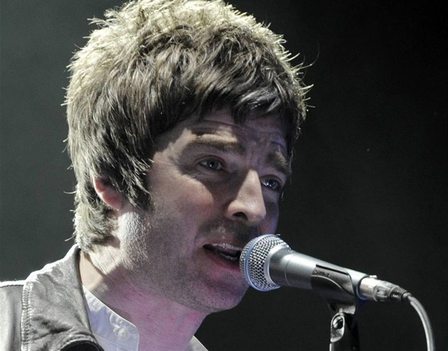 Noel Gallagher ze skupiny Oasis