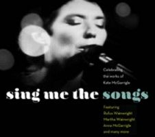 Sing Me The Song (obal)