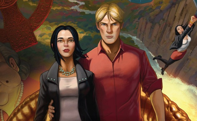 Broken Sword - the Serpent's Curse