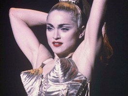 Madonna na turné Blond Ambition (1990)