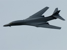 Americk� strategick� bombard�r B-1 Lancer