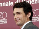 James Franco na festival p�ivezl film Child of God, který re�íroval a zahrál si...