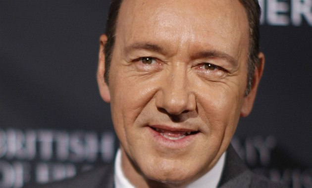 Kevin Spacey (21. zá�í 2013)