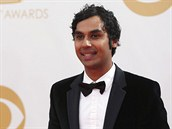 Kunal Nayyar na Emmy Awards (Los Angeles, 22. září 2013)