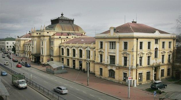 České budějovice vlakové nádraží