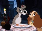 Disney - Lady a Tramp (1955)