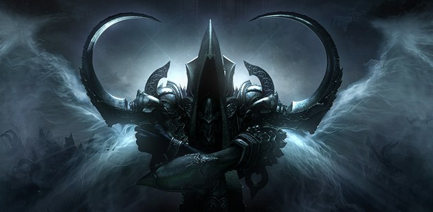 Diablo 3: Reaper of Souls - padlý and�l Malthael