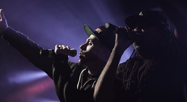 Dilated Peoples na festivalu Nouvelle Prague