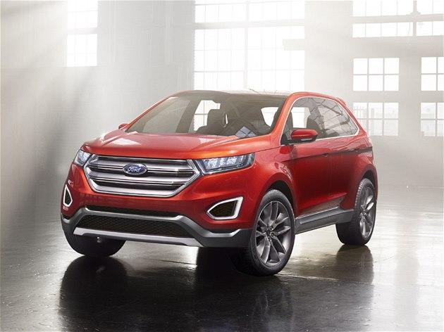 Ford edge recenze