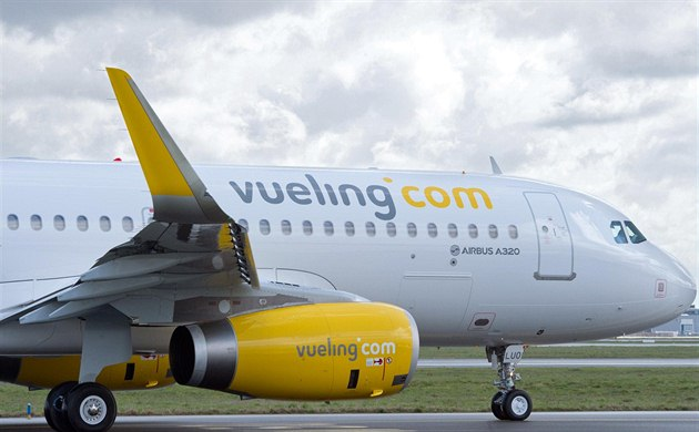 Airbus A320 spole�nosti Vueling