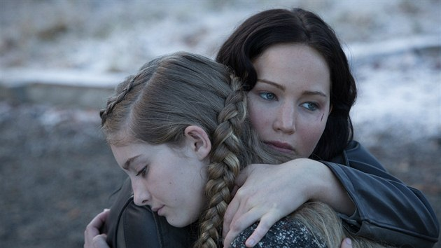 Záběr z filmu Hunger Games: Vražedná pomsta