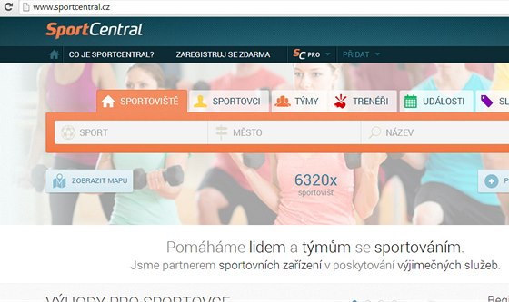 Sportcentral.cz