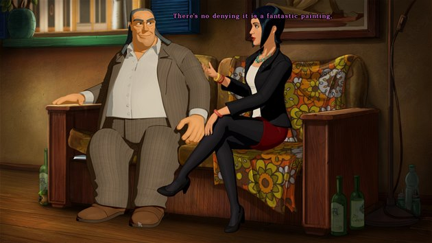 Broken Sword 5: The Serpent's Curse Adventure