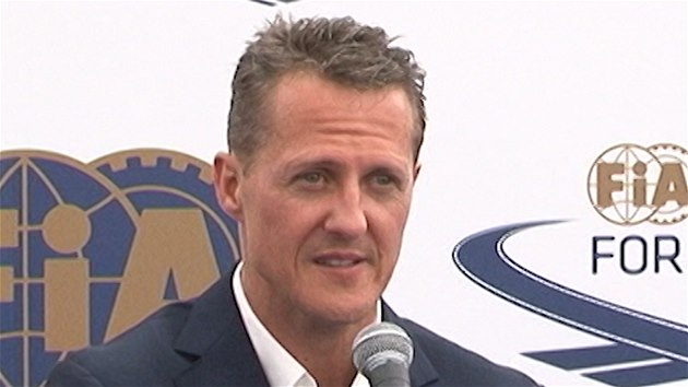 Legenda F1 Michael Schumacher