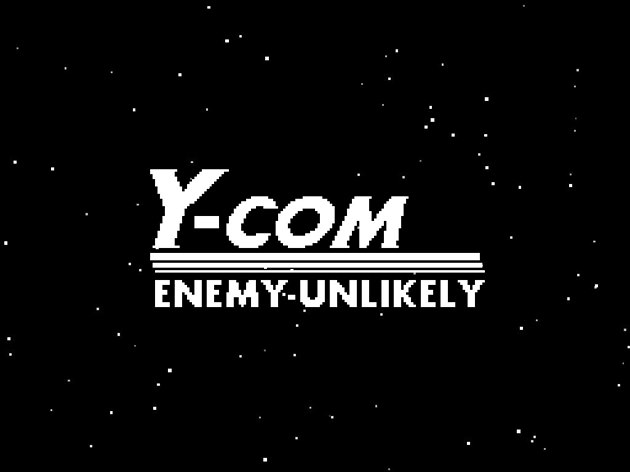 Y-COM: Enemy-Unlikely