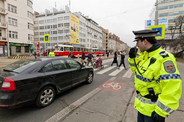Plat policisty v praze