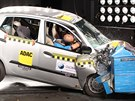 Crashtest Global NCAP - Hyundai i10