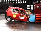 Crashtest Global NCAP - Suzuki Mauruti Alto