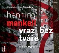 Mankell audio (obal)