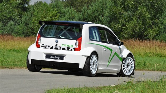 Škoda Citigo Rally