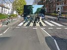Halley Docherty do Google Street View zapustil slavný obal alba Abbey Road od