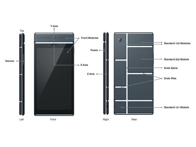 Google Project Ara Module Development Kit