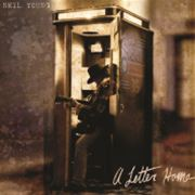 Neil Young: A Letter Home (obal alba)