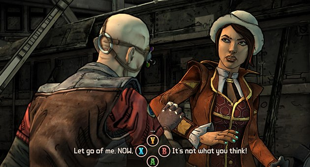 Novým projektem spole�nosti Telltale Games je adventura Tales from the Borderlands.