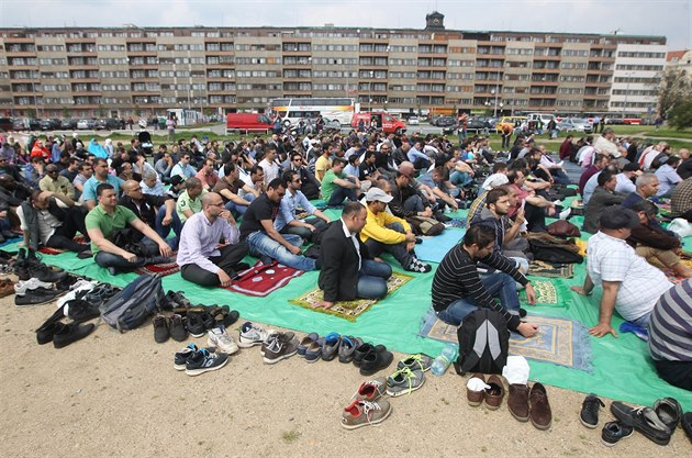 Do ČR přišlo v posledním roce asi 30 tisíc arabských muslimů. Vláda ale nesdělila občanům, že mají kontakty na Islámský stát