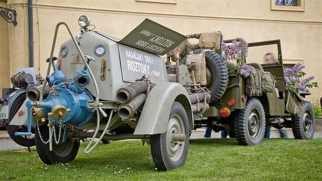 Willys CJ-2A z roku 1946
