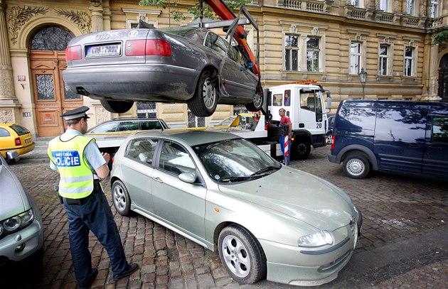 Kde zaparkovat v praze