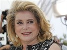 Catherine Deneuve (Cannes, 21. kv�tna 2014)