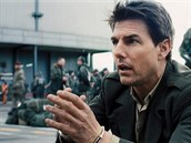 Tom Cruise ve filmu Na hran� zít�ka