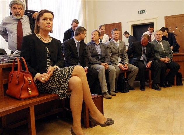 Soud zastavil stíhání bývalého ředitele licencí ERÚ. Obžalovaný zemřel