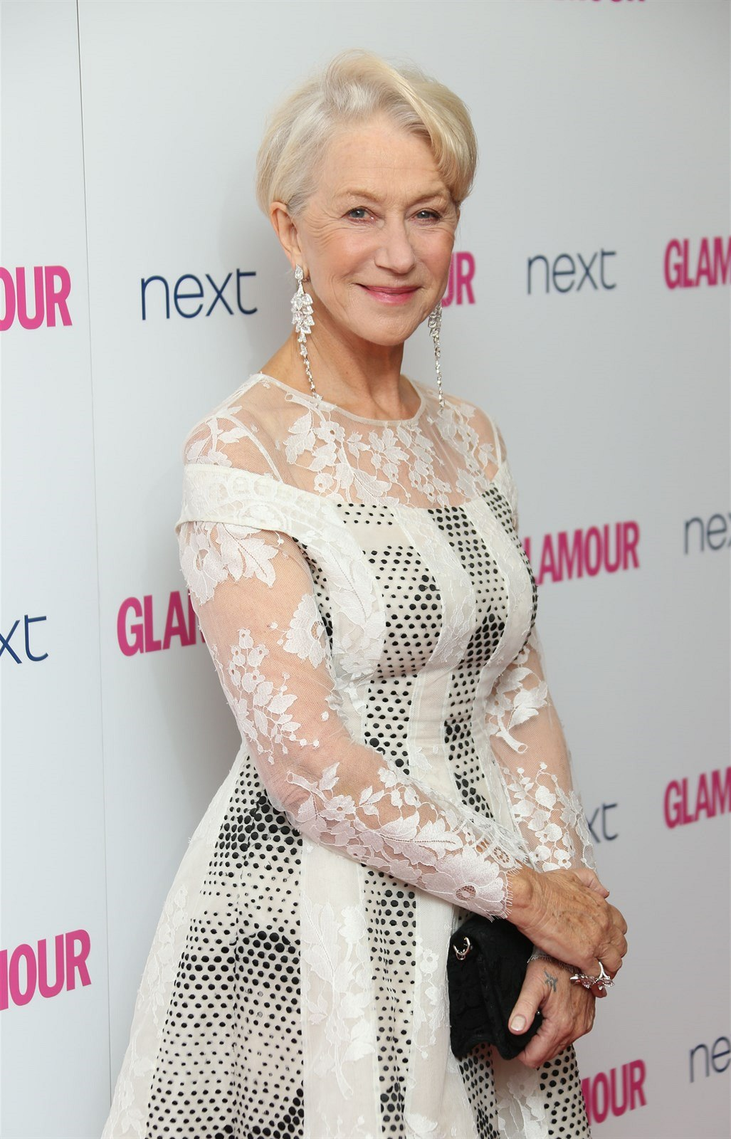 Helen Mirrenová na Britain Glamour Women Of The Year Awards (Londýn, 3. června...