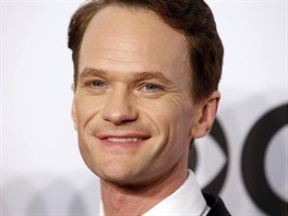 Neil Patrick Harris na Tony Awards (New York, 8. června 2014)