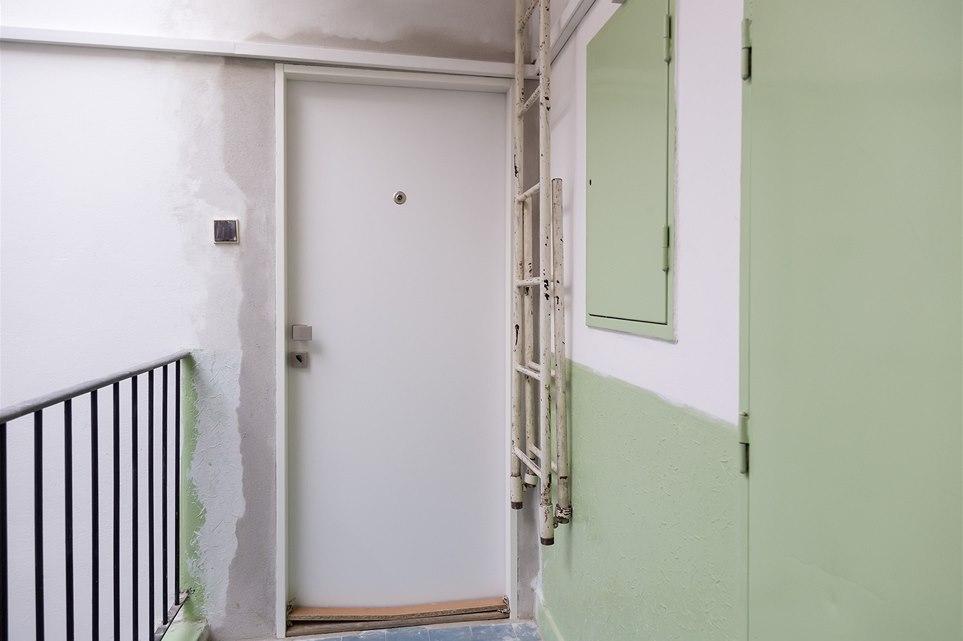 Vnitřní vchodové dveře do panelových bytů