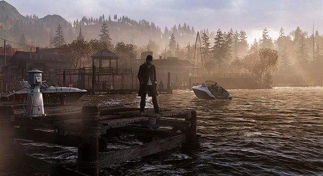 Titul Watch Dogs s modifikací od hrá�e The Worse.