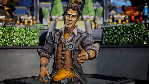 Handsome Jack z Borderlands 2